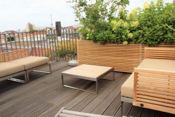 Gestaltung Von Dachgarten Und Dachterrassen Amber Traumgarten